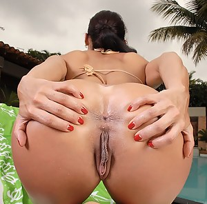 Big Ass Nails Porn Pictures